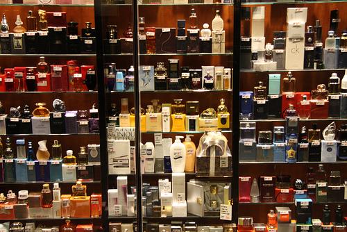Das richtige Parfum zu finden ist manchmal leichter als gedacht @ flickr / ilonatermors
