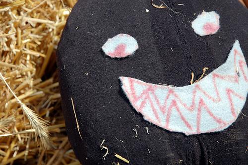 Durch die richtige Zahnpflege kann man ein breites lachen zeigen © flickr / Steve Snodgrass