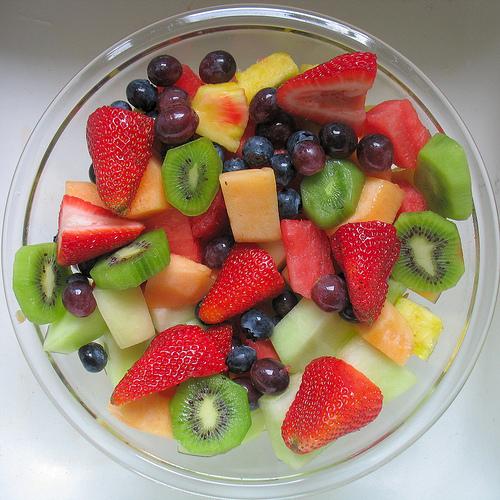 Obst ist nicht nur lecker sondern auch sehr gesund © flickr / lisaclarke