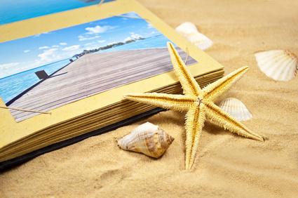 Fotobuch vom Strandurlaub