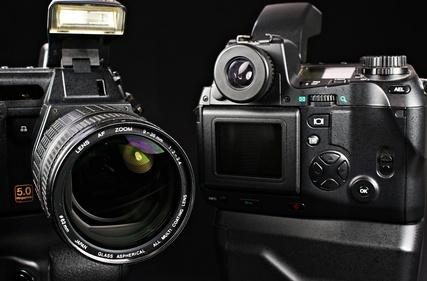 Das Besondere an Spiegelreflexkameras
